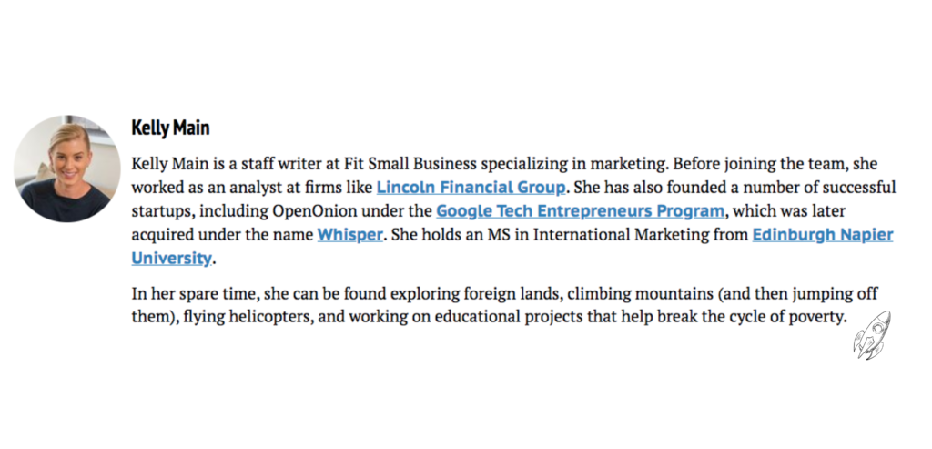 Kelly Main Author at Fit Small Business
