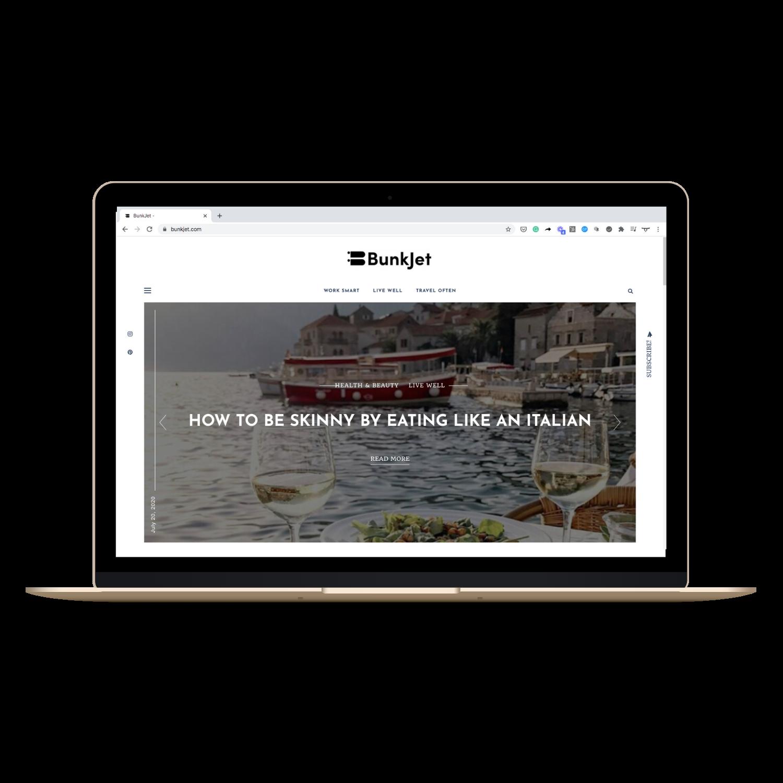 BunkJet Blog