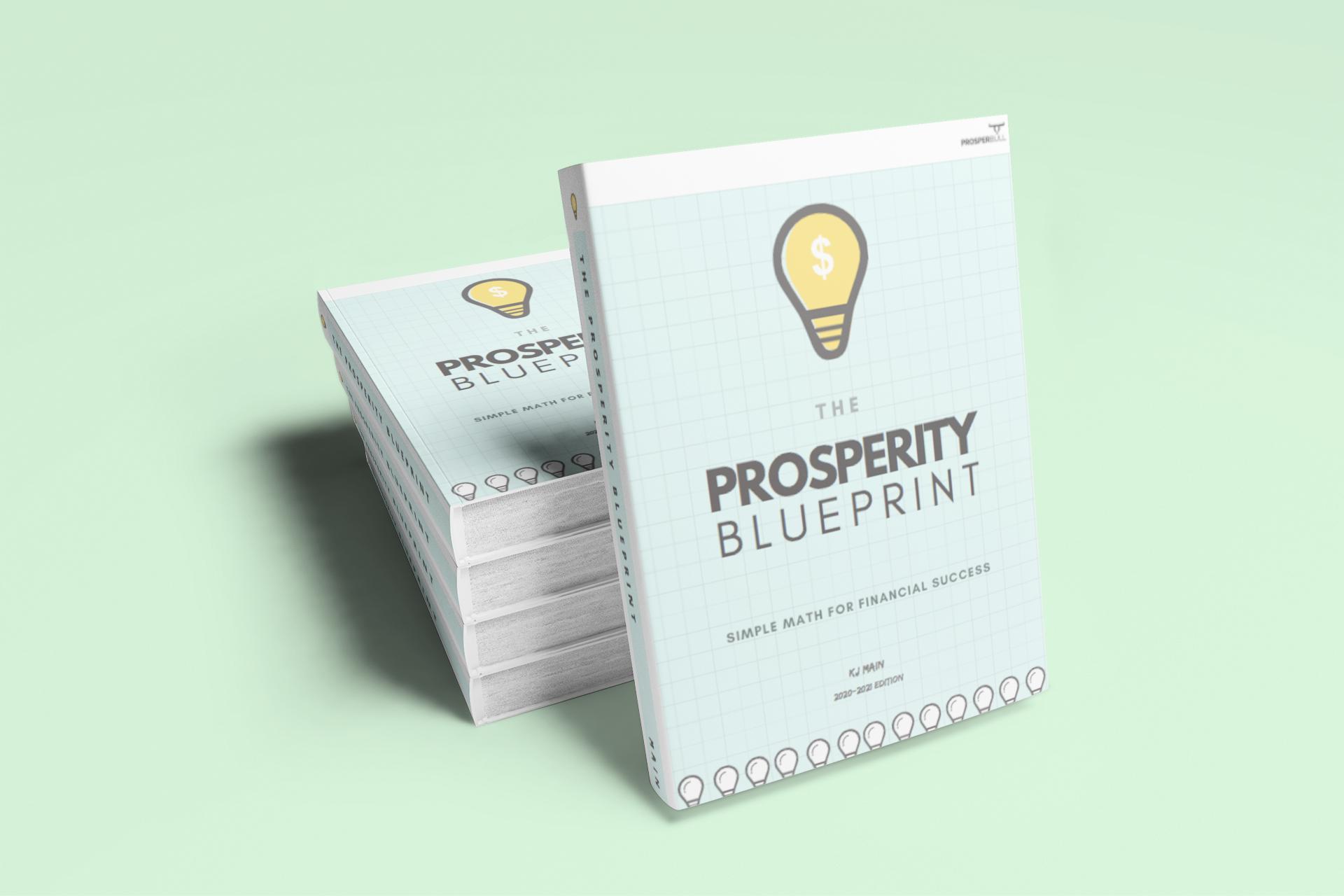 The Prosperity Blueprint Financial Literacy Boo by Kelly Main